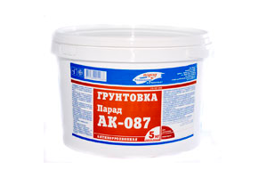АК-087 грунтовка антикоррозионная для металла